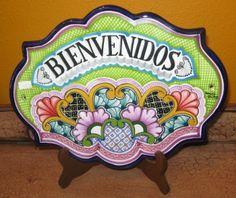 Talavera Pottery Hand Painted Housewares
