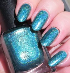 Grace-full Nail Polish - Zombie Tears (HHC September 2015)