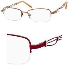 Eyeglasses Safilo Emozioni Emozioni 4351 0FH7 Berry Safilo. $104.68