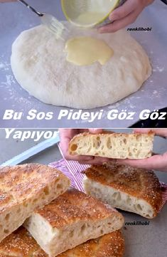 Bread Recipes, Cooking Recipes, How To Make Bread, Cake Cookies, Camembert Cheese, French Toast, Food And Drink, Vegetables, Eat