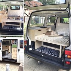 6 Wochen dauerte der Umbau meines Bullis zum Wohnmobil insgesamt. Mehr über  diese Zeit hier, in diesem Post...  It took me 6 weeks to complete my van conversion. Read here more about this  time...