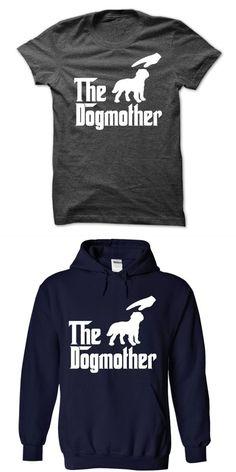 The Dogmother Saint Bernard Funny Dog T-shirt Sayings #dog #t #shirt #toy #dog #yoga #t #shirt #dogs #trust #t #shirt #sea #dog #t #shirts #home