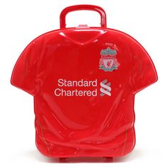 Personalised Liverpool Lunch Box - £24.99