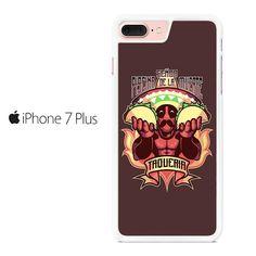 Deadpool Tacos Iphone 7 Plus Case