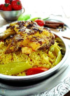 Welcome to Çitra's Home Diary. Turkish food, Indonesian and beyond. Armenian Recipes, Turkish Recipes, Indian Food Recipes, Armenian Food, Arabic Recipes, Middle Eastern Dishes, Middle Eastern Recipes, Kabsa Recipe Chicken, Rice Recipes