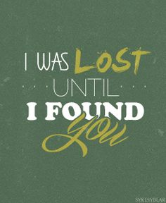 I Found You~ The Wanted