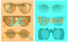 Festival worthy sunglasses by Le Specs