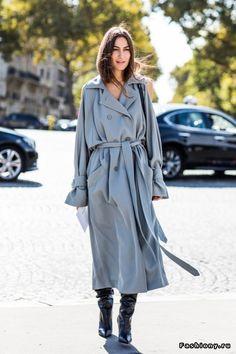 f968496c7f47 Paris Fashion Week весна-лето 2018 - street style Fashion Week 2018, Street  Style