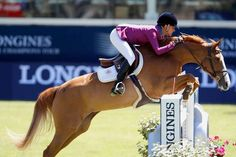 Fit For Fun 13 - Luciana Diniz (Portugal) Chestnut Mare - HANN (Hanoverian) Fetzi (Fabriano) x For Pleasure Equestrian Fashion, Equestrian Style, Chestnut Mare, Cavaliers, English Riding, Dream Barn, Hunter Jumper, Show Jumping, Horse Love