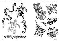simbolos animales maori - Cerca amb Google