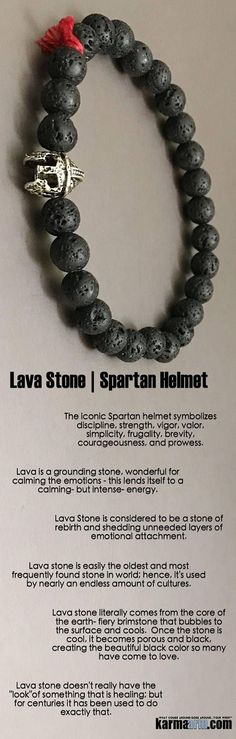 #Lava #stones are also used as a folk remedy for #infertility and poor libido.. #BEADED #Yoga #BRACELETS #Helmet #Chakra #gifts #Macrame #Stretch #Womens #jewelry #Tony #Robbins #Eckhart #Tolle #Crystals #Energy #gifts #Handmade #Healing #Kundalini #Law http://kundaliniyogameditation.com/