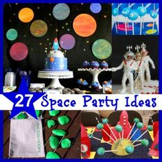 Space Party Inspiration