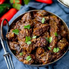 Forget takeaways, nothing could beat this meltingly tender spicy beef rendang. Each piece is caramelised on the outside, falling apart on the inside, and permeated with layer upon layer of creamy, spicy flavours.