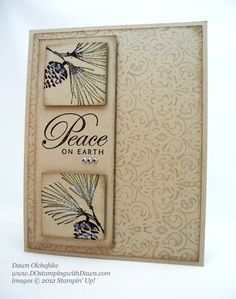 stampin up, dostamping, dawn olchefske, demonstrator, watercolor winter, stamp with texture impression embossing folder, christmas