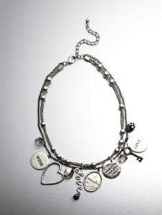 Wish Jewelry: Bib Necklace.