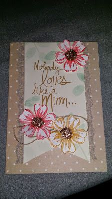 Donna Todd Independent Stampin Up! Demonstrator
