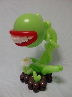 A incrível e detalhada arte com balões de Masayoshi Matsumoto - O artista japonês Masayoshi Matsumoto faz diversos animais e plantas com balões, com um nível de detalhes impressionante. Confira!