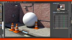 Introduction to Lighting in CINEMA 4D - 10 Using the Physical Sky in CIN...