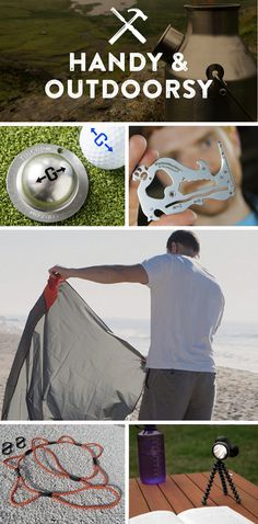 36 Father's Day gift ideas | Clever tools for at-home projects and outdoor adventures.