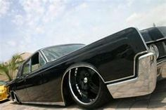 67' Lincoln Continental