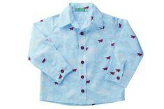 Camisas Masculinas Infantil