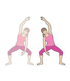 Side Squat Reach