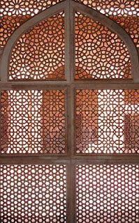lattice window
