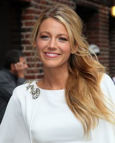 Pin for Later: 40 Times You Totally Wished You Were Blake Lively When She Looked Like a Modern-Day Brigitte Bardot