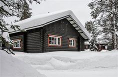 KaarnikkaTupa 1A , Äkäslompolo, Ylläs Home Fashion, Cabin, House Styles, Home Decor, Decoration Home, Room Decor, Cabins, Cottage, Home Interior Design