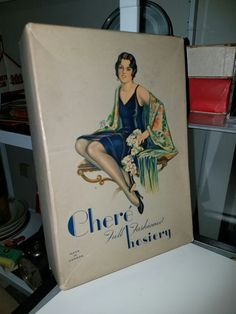 CHERE' full fashion hosiery