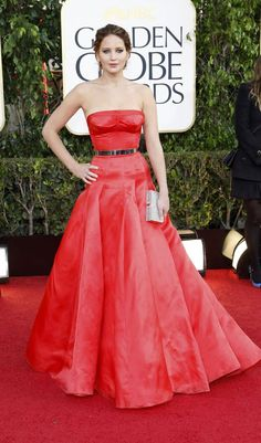 Best dresses at the Golden Globes 2013