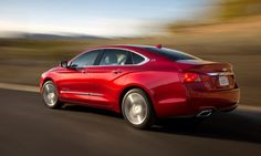 2014 Chevrolet Impala Drive Review
