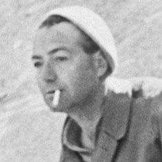 Portrait de Samivel, auteur des Contamines