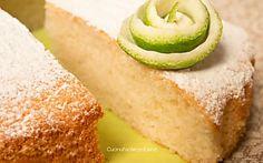 Torta al Limone soffice | Ricetta senza uova burro e latte