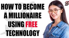 How to Become a Millionaire Using FREE Technology Full Comedy, Become A Millionaire, How To Become Rich, News Channels, Way To Make Money, Technology, Free, How To Become Wealthy, Tech