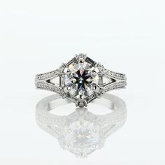 Recently Purchased Diamond Engagement Rings | Blue Nile Engagement Rings Princess, Perfect Engagement Ring, Diamond Engagement Rings, Baguette Diamond, Blue Nile, Colored Diamonds, Wedding Rings, Jewellery, Jewels