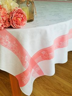 44 most inspiring pink tablecloth images in 2019 harvest table rh pinterest com