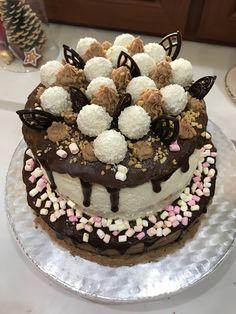 Poschodova narodeninova torta