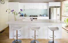 Newport White Kitchen (masters)