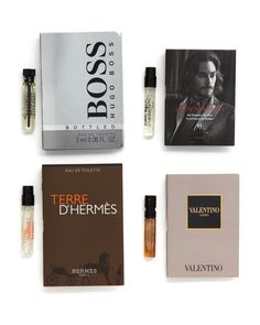 Gift with any $25 men's skin care or cologne purchase! Choice 3
