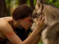 ~Wolf Quotes~ When I look into the eyes of an animal I do not see an animal. I see a living being. I see a friend. I feel a soul - A. Beautiful Creatures, Animals Beautiful, Animals And Pets, Cute Animals, Wild Animals, Baby Animals, Native American Quotes, Native American Animals, Native Quotes