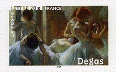 Edgar Degas 'Dancers' 1884/85