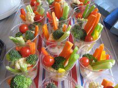 veggie cups