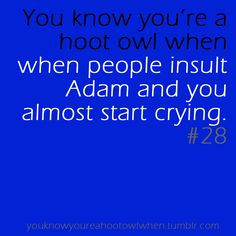 I cried for a couple months actually one time....and that was the last time I tolerated that kind of criticisim.