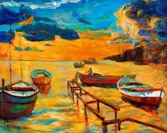 Lavender 24x20 inch original oil painting by par IvailoNikolov