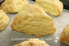 スコーンのレシピ集   科学者ママnickyオフィシャルブログ「科学者ママのお料理ノート」Powered by Ameba
