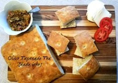 Olive Tapenade Tea S