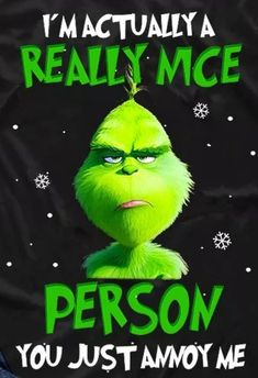 Funny Christmas Wishes, Grinch Christmas Party, Grinch Party, Christmas Quotes, Xmas, Grinch Memes, Mr Grinch, The Grinch Movie, Christmas Phone Wallpaper