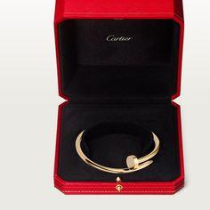 Cartier Nail Bracelet, Jewelry Bracelets, Bracelet Juste Un Clou, Or, Yellow, Studs, Classic