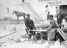 La Guerra de Marruecos en 1921 -policía indígena